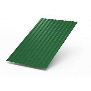 Профнастил С-8 1200x2000х0,4зелёный