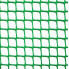 Сетка пластиковая 15х15, 1х25 м, зеленая