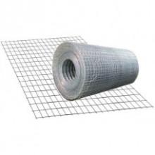 Сетка сварная светлая 50х50 Ø=1,6мм (0,25х50 м)