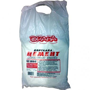 Цемент белый Диана 2кг, 400ДО
